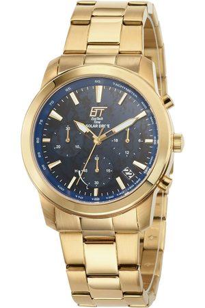 Ett Eco Tech Time Reloj analógico EGS-12075-31M, Quartz, 41mm, 10ATM para hombre