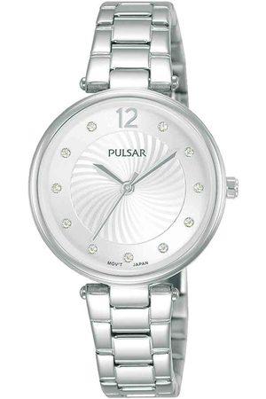 Pulsar Reloj analógico PH8489X1, Quartz, 30mm, 5ATM para mujer