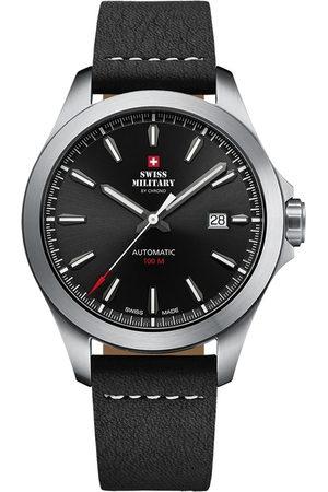 CHRONO Reloj analógico SMA34077.07, Automatic, 42mm, 10ATM para hombre