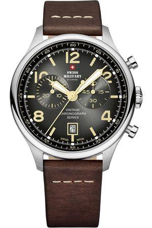 CHRONO Reloj analógico SM30192.04, Quartz, 42mm, 10ATM para hombre