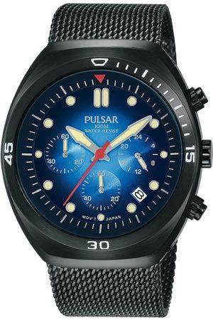Pulsar Reloj analógico PT3951X2, Quartz, 42mm, 10ATM para hombre