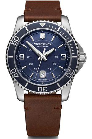 Victorinox Reloj analógico 241863, Quartz, 43mm, 10ATM para hombre