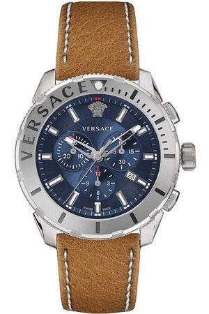 VERSACE Reloj analógico VERG00218, Quartz, 43mm, 5ATM para hombre