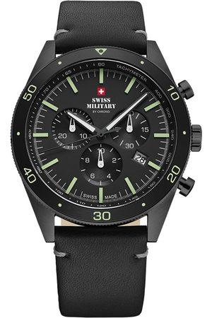 CHRONO Reloj analógico SM34079.08, Quartz, 43mm, 10ATM para hombre