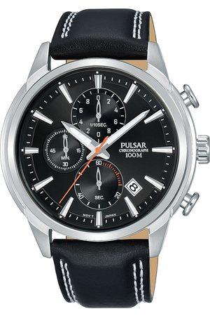 Pulsar Reloj analógico PM3119X1, Quartz, 44mm, 10ATM para hombre