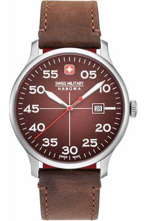 CHRONO Reloj analógico 06-4326.04.005, Quartz, 43mm, 5ATM para hombre