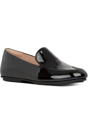 FitFlop Mocasines LENA PATENT LOAFERS - ALL BLACK CO para mujer