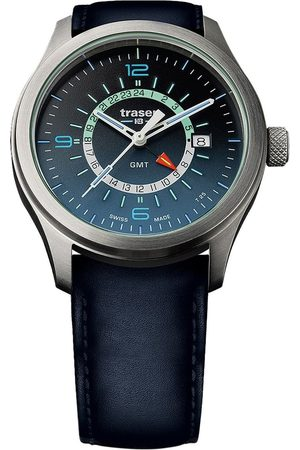 Traser H3 Reloj analógico 107035, Quartz, 42mm, 10ATM para hombre