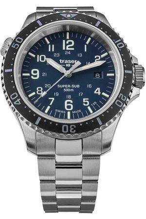 Traser H3 Reloj analógico 109375, Quartz, 46mm, 50ATM para hombre