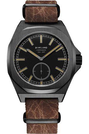 D1 MILANO Reloj analógico MTLJ01, Quartz, 38mm, 10ATM para hombre