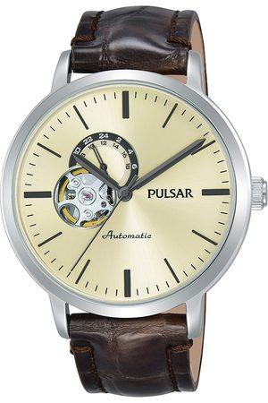 Pulsar Reloj analógico P9A007X1, Automatic, 42mm, 5ATM para hombre