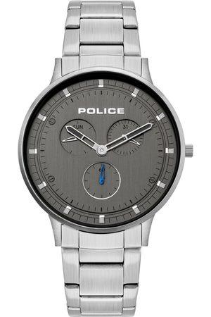 Police Reloj analógico PL15968JS.39M, Quartz, 42mm, 3ATM para hombre