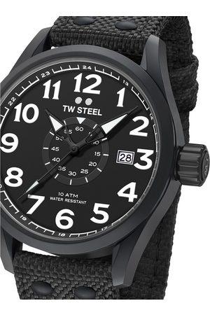 Tw-Steel Reloj analógico VS41, Quartz, 45mm, 10ATM para hombre