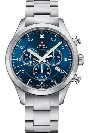CHRONO Reloj analógico SM34076.02, Quartz, 43mm, 10ATM para hombre