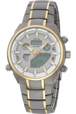 Ett Eco Tech Time Reloj digital EGT-11336-40M, Quartz, 40mm, 10ATM para hombre