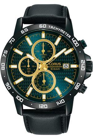Lorus Reloj analógico RM319GX9, Quartz, 43mm, 10ATM para hombre