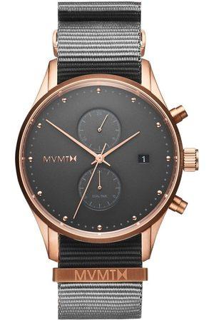 MVMT Reloj analógico MV01-RGGR2, Quartz, 42mm, 10ATM para hombre