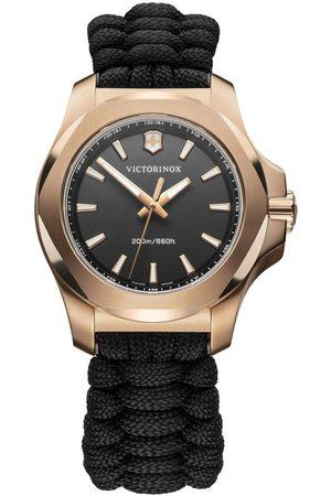 Victorinox Reloj analógico 241880, Quartz, 37mm, 20ATM para mujer