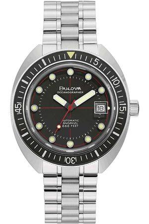 BULOVA Reloj analógico 96B344, Automatic, 41mm, 20ATM para hombre