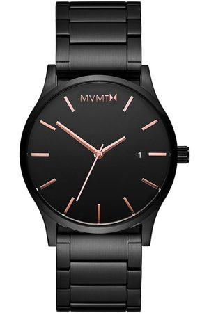 MVMT Reloj analógico MM01-BBRG, Quartz, 45mm, 3ATM para hombre