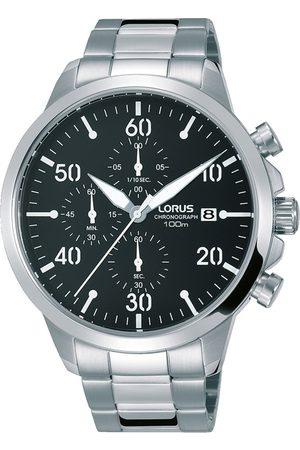 Lorus Reloj analógico RM343EX9, Quartz, 44mm, 10ATM para hombre