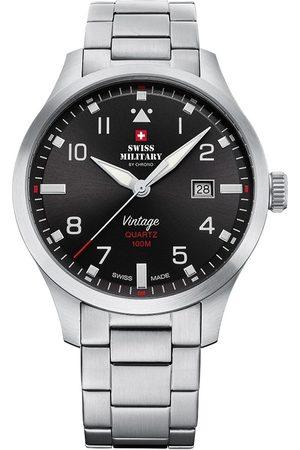 CHRONO Reloj analógico SM34078.01, Quartz, 43mm, 10ATM para hombre