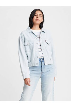 Levi's Oversized Utility Trucker Neutral / Waste Not