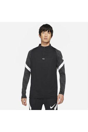 Nike Dri-FIT Strike Camiseta de fútbol de entrenamiento con cremallera de 1/4