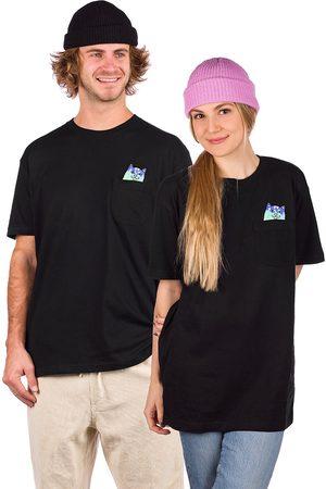Rip N Dip Rainbow Nerm Pocket T-Shirt