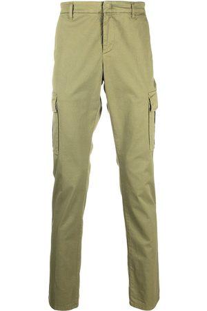 Dondup Hombre Pantalones cargo - Pantalones tipo cargo de talle medio