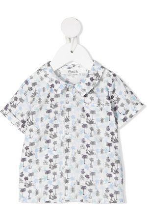BONPOINT Camisa con estampado gráfico