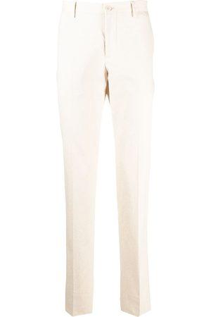 Etro Pantalones de vestir de talle alto