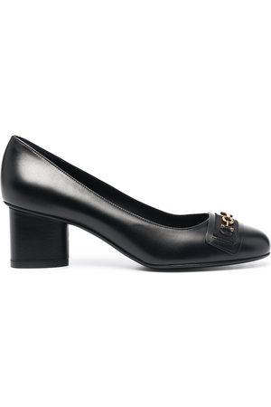 Salvatore Ferragamo Zapatos de tacón Gancini