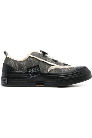 YOHJI YAMAMOTO Hombre Zapatillas deportivas - Zapatillas con motivo militar