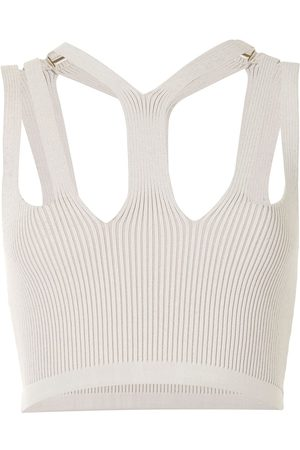 DION LEE Mujer Tops - Top Lustrate corto