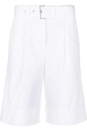 PESERICO SIGN Mujer Bermudas - Pantalones cortos con cinturón