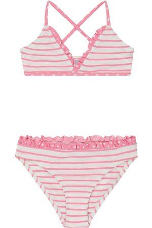 Melissa Odabash Bikini Baby Sky a rayas