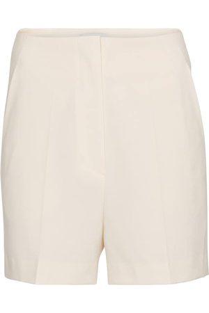 Nanushka Shorts Daira de cady de tiro alto