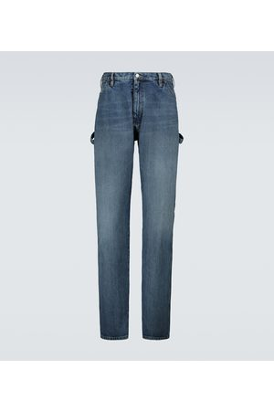 Maison Margiela Jeans de algodón upcycled