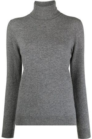 12 STOREEZ Mujer Cuello alto - Jersey con cuello vuelto