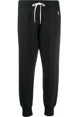 Polo Ralph Lauren Mujer Chándals - Pantalones de chándal con cordones y corte tapered
