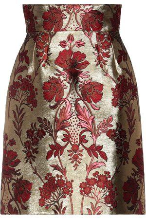 Dolce & Gabbana Mujer Minifaldas - Faldas cortas
