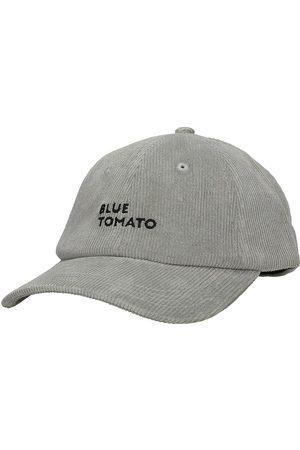 Blue Tomato Corduroy Strapback Cap gris