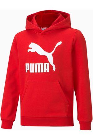 PUMA Sudaderas - Sudadera con Capucha Classics Logo Juvenil, , Talla 104