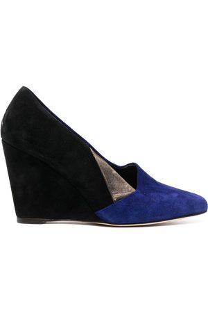 Tila March Zapatos de tacón con diseño colour block