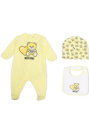 Moschino Pijama con motivo de oso