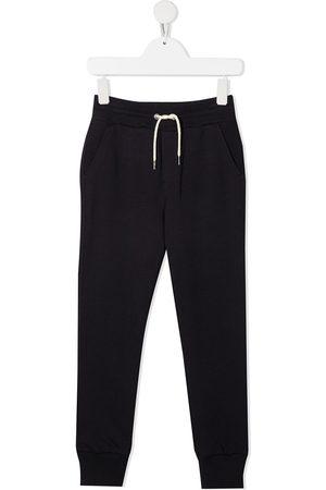 Lanvin Pantalones de chándal con logo bordado