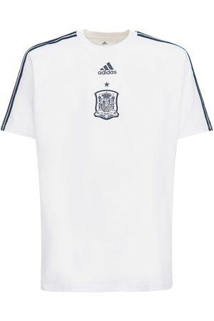 "adidas | Hombre Camiseta ""fef Ssp"" De Algodón Jersey Xs"