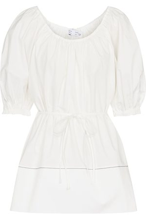 Proenza Schouler White Label top de algodón