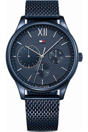 Tommy Hilfiger Reloj analógico 1791421, Quartz, 44mm, 5ATM para hombre